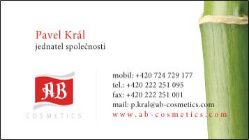 AB COSMETICS - Pavel Král