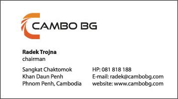 CAMBO BG - Radek Trojna
