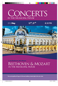 Concerts in the Municipal House - Beethoven & Mozart