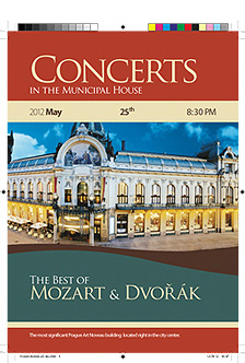 Concerts in the Municipal House - Mozart & Dvořák