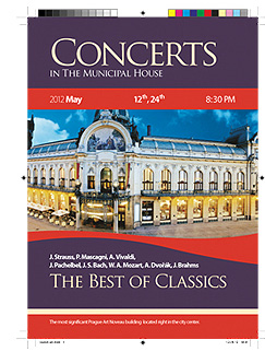 Concerts in the Municipal House - The Best of Classics