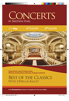 Concerts in the Municipal House - The Best of Classics with Opera & Ballet